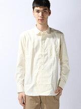 ピンストライプクラシックシャツ