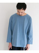 Faded Crew-Neck Big Tee