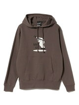 【SPECIAL PRICE】BEAMS T / Shadow Graphic Sweat Parka