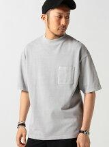 ビーミング by ビームス / カノコ ピグメントクルー Tシャツ BEAMS