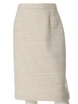 《INED》タイトミドル丈スカート