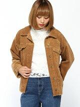 RETRO GIRL/コーデュロイGジャン