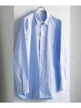 Scye×URBAN RESEARCH 別注GARMENTDYED SHIRTS