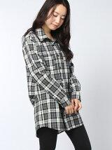 HL/チェックシャツ