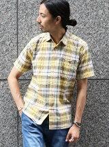マドラスチェックショートスリーブシャツ