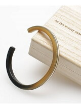 5mm Buffalo Horn Bangle