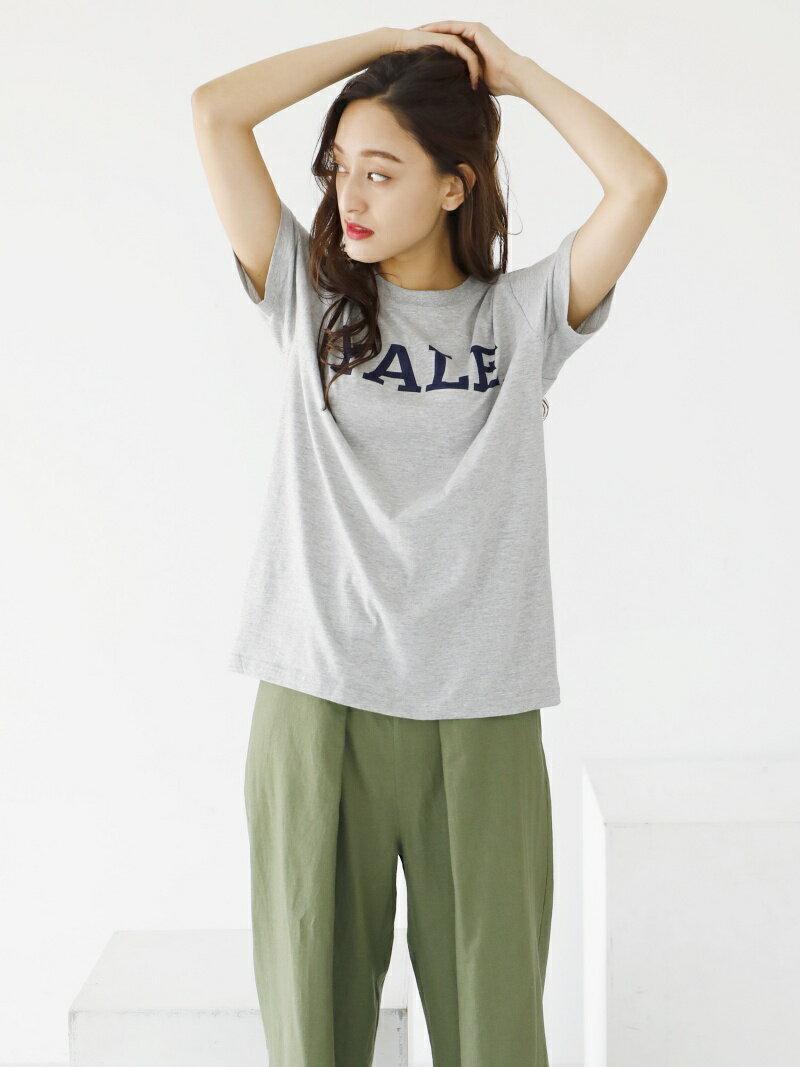 E hyphen world gallery Gold Label YALE Tシャツ イーハイフンワールドギャラリー カットソー
