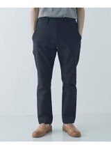 BRAIN slim denim pants