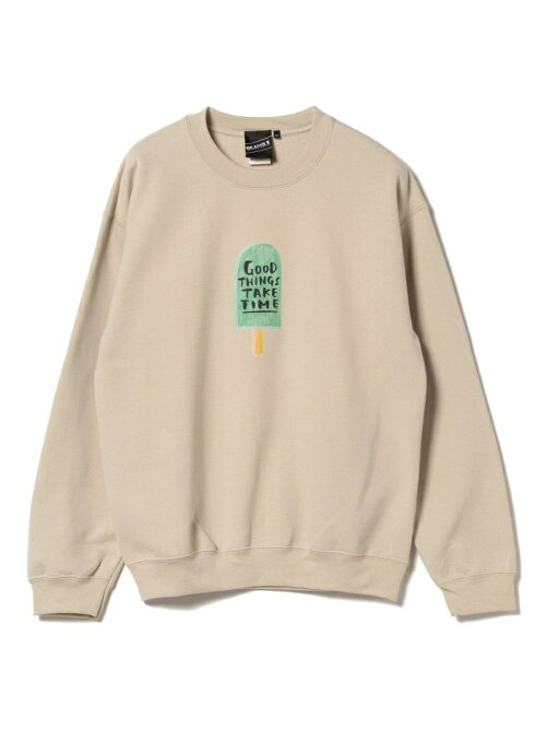 【SPECIAL PRICE】BEAMS T / VKC Graphic Sweat