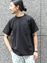 【C.MC】接触冷感ポケットTシャツ