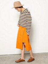 ラップ スカート
