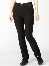【SALE/20%OFF】MAMMUT MAMMUT/(W)Convey Pants Women マムート パンツ/ジーンズ パンツその他 ブラック グリーン カーキ【送料無料】