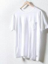 USAピマコットンクルーネックTシャツ