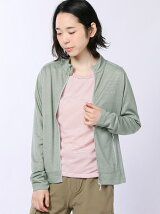 (W)WS CLIMB WOOL ZIP JACKET
