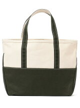 L.L.Bean × BEAMS PLUS / 別注 DEEP BOTTOM BOAT&TOTE BAG M