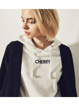 CHERRY'PULLOVER HOODY