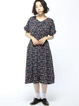 RETRO GIRL/2WAY 総柄 OP