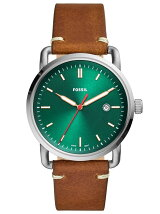 FOSSIL/(M)THE COMMUTER 3H DATE_FS5540