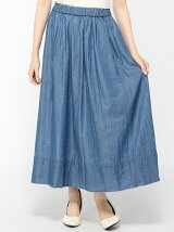 Lugnoncure/デニムスカート