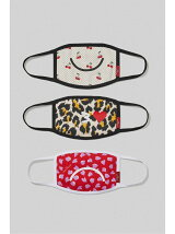THE SMILEY MASK SET