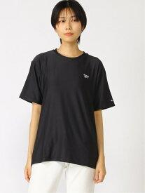 【SALE/79%OFF】Reebok REEBOK/(W)ベーシック半袖T ニッキー カットソー Tシャツ ブラック ネイビー