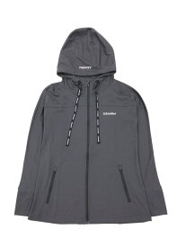 【SALE/20%OFF】Schoffel (W)UV CARE PARKA ショッフェル カットソー パーカー グレー ホワイト【送料無料】