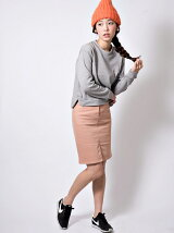 PASTEL SKINNY skirt