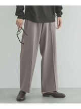zubon NEW WIDE TROUSER