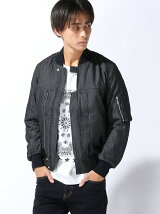 WHEIR Bobson/(M)DENIM MA-1