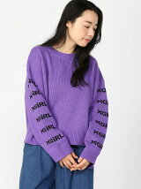 LAMB WOOL KNIT TOP