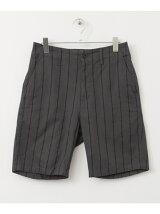 FORK&SPOON Downproof Printed Shorts