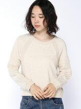 JQ裏毛デザインプルオーバー