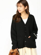 LAMB WOOL CARDIGAN
