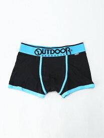 OUTDOOR PRODUCTS OUTDOOR PRODUCTS/(M)カラーゴムボクサーパンツ ヒップショップ インナー/ナイトウェア ボクサーパンツ/トランクス ブルー パープル ピンク グリーン レッド