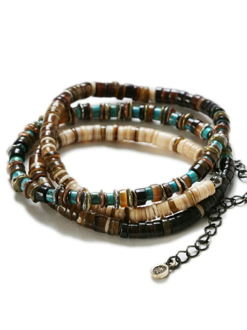 Shell&Turquoise Beads Code