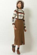 サス付きAラインスカート