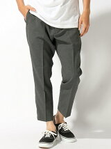 THE COMMON TEMPO/(M)CROPPED PANTS