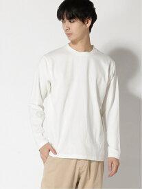 【SALE/50%OFF】GLOBAL WORK (M)ストレッチハーフミラノT グローバルワーク カットソー Tシャツ ホワイト グリーン グレー ネイビー