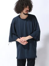 WIDE SLEEVE HARF SWT