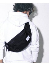 RPコーデュラ×レザーBODY BAG