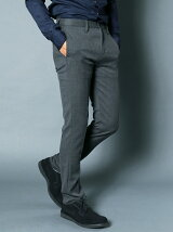 T/W STRETCH TAPERED PANTS