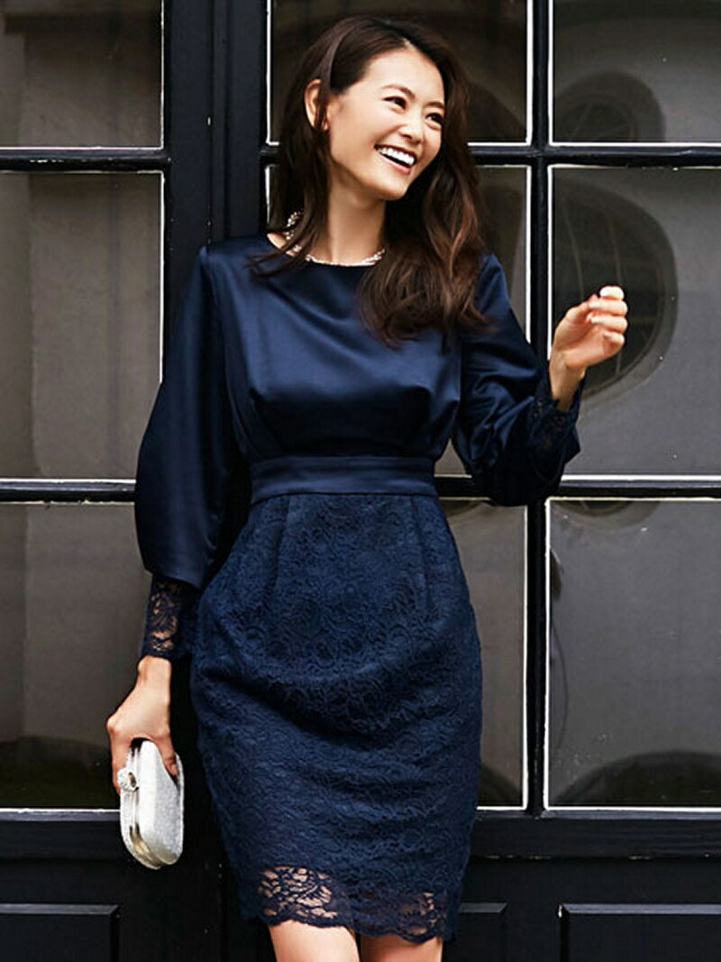 【SALE/39%OFF】Dress Lab Dress Lab/大人レースワンピース クリーム ワンピース【RBA_S】【RBA_E】【送料無料】