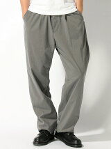 THE COMMON TEMPO/(M)NYLON OX WIDE PANTS