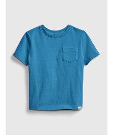 【SALE/25%OFF】GAP (K)オーガニック ミックスマッチ Tシャツ (幼児) ギャップ カットソー キッズカットソー ブルー グレー ピンク