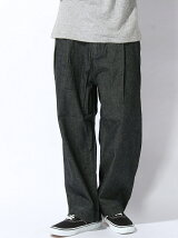 WHEIR Bobson/(M)BAGGY TROUSERS