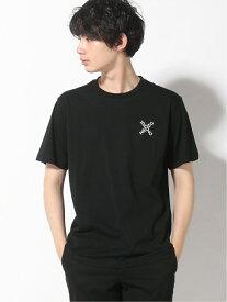 KENZO (M)Kenzo Sport X Crest Tee M ケンゾー カットソー Tシャツ ブラック ホワイト【送料無料】