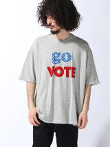 GO VOTE VTG BIG TEE