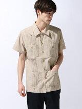 [HOUSTON]キューバシャツ
