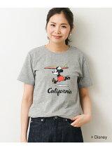 California Mickey Tシャツ