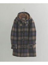 【別注】LONDON TRADITION×UR CHECK DUFFLE COAT